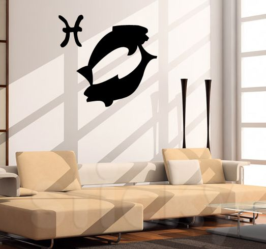 Wall Sticker STARSIGNS by Sticky!!!