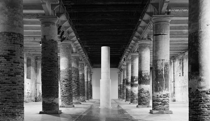 Barozzi / Veiga, Jesús Arenas, Andrea Avezzù · 15 Biennale di Venezia. A Sentimental Monumentality