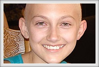 Read Halle's story. She was diagnosed with Hodgkins Lymphoma.