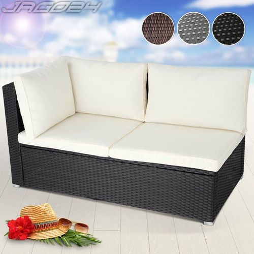 about Polyrattan Sofa on Pinterest  Anthrazit, Sofa Lounge and Couch