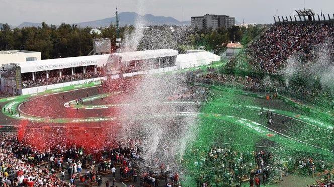 Mexican Grand Prix: Weekend Schedule