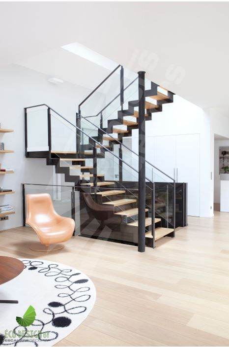 Las 25 mejores ideas sobre escaleras prefabricadas en - Escalera caracol prefabricada ...