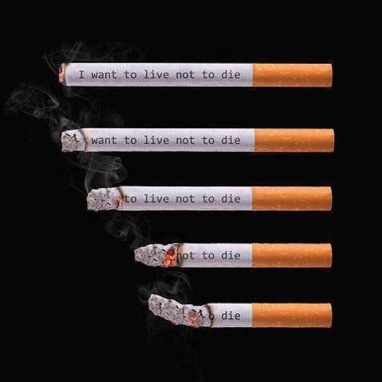 Le fumer a jeté comme lorganisme lutte