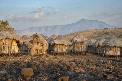 Viverieama: Mago National Park and Mursi village