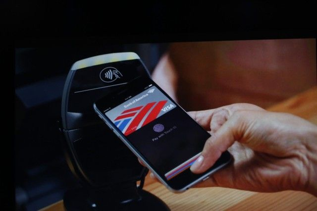 With the iPhone 6 and iPhone 6 Plus, you can leave your wallet at home thanks to Apple Pay.