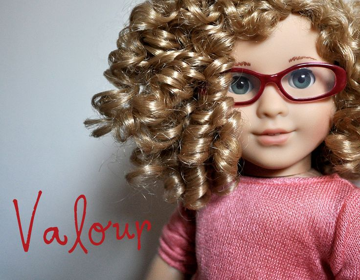 Best American Girl Doll Hairstyles Images On Pinterest - Doll hairstyles for grace