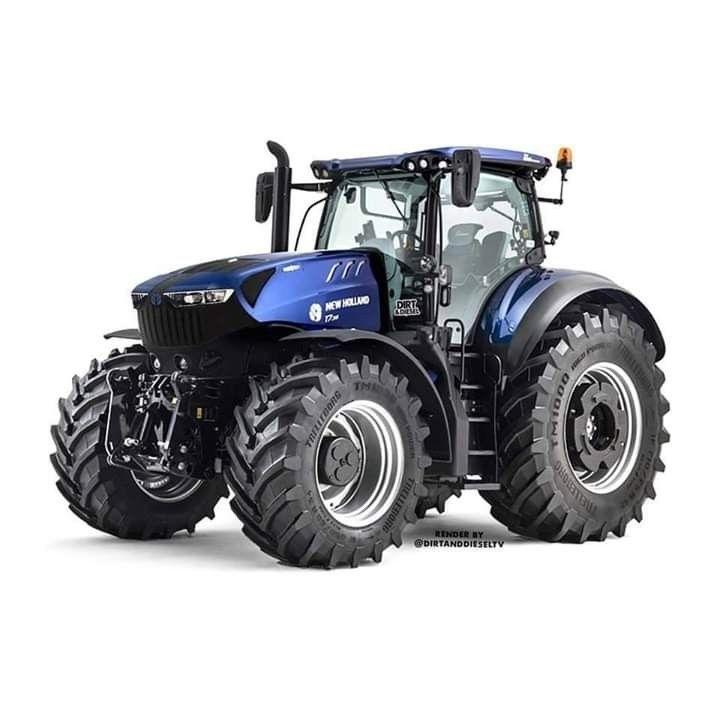 New New Holland Tractors New Holland Tractor New Holland