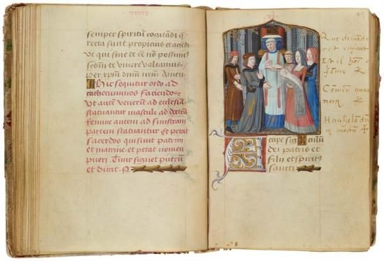 New Trends Reflected in a Bishop's Prayer Book