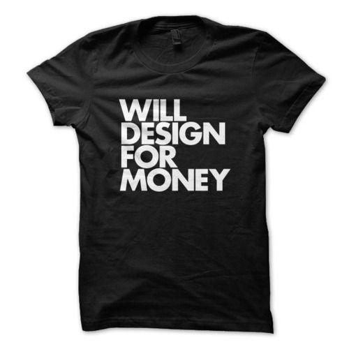 will design t-shirt