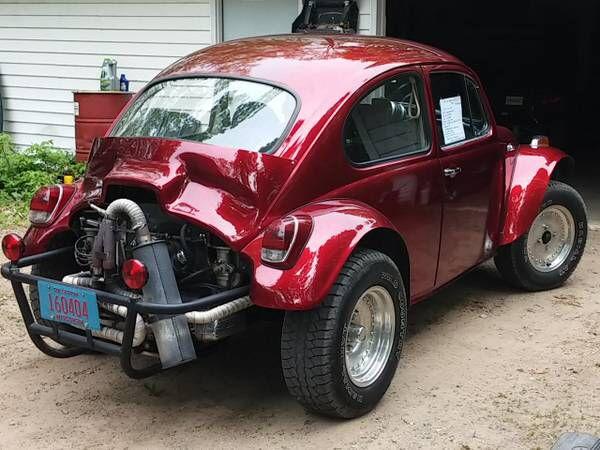 how to build a cheap baja bug