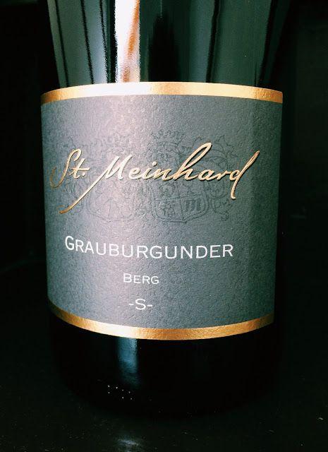 Grauburgunder aus dem Weingut St. Meinhard aus Bad Kreuznach an der Nahe #Nahe #Wein #Burgunder