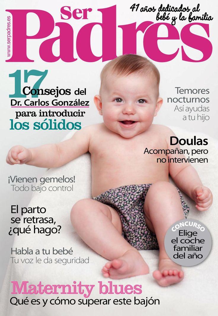 Revista #SERPADRES 501. Maternity blues, qué es y cómo superar este bajón. El #parto se retrasa, ¿qué hagp? Habla a tu #bebé.