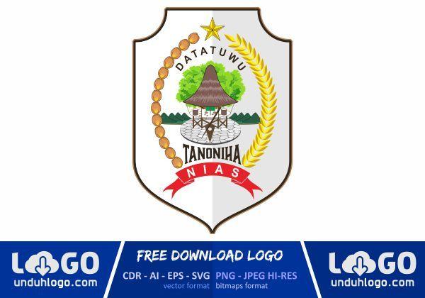Logo Kab Nias In 2020 Vector Logo Design Logos Png