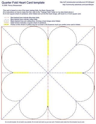 76 best template varios 2 images on pinterest paper boxes box quarter fold heart card photo by d0npen pronofoot35fo Images