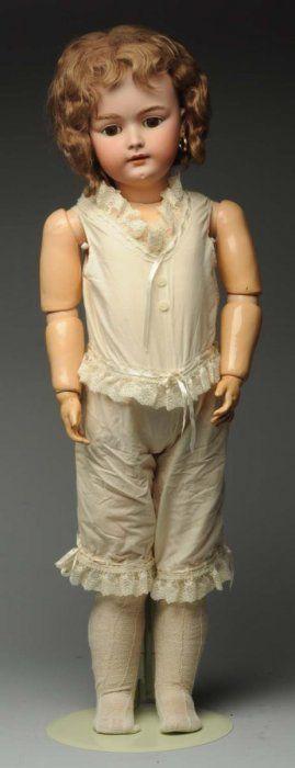 Classic Handwerck Child Doll.