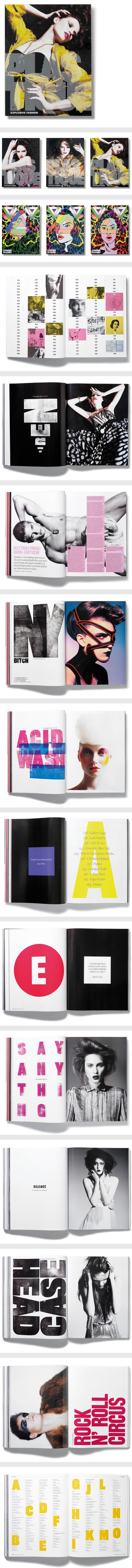 Plastique Magazine, Issue 4 by Matt Willey