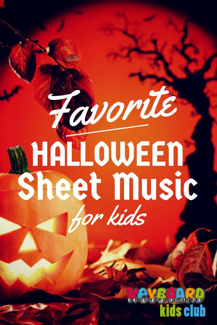 30 best ☆ Halloween & Fall Music Activities images on Pinterest