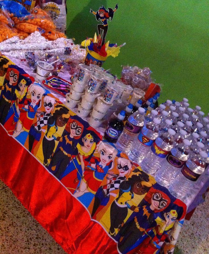 DC Superhero Girls Party