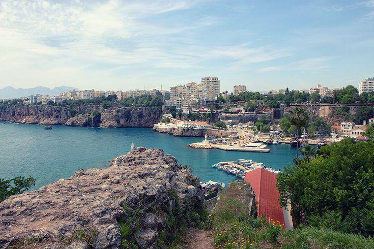 Mit Baby und Kind durch die Altstadt von Antalya: Ein Erfahrungsbericht  #Türkei #Antalya #TürkischeRiviera
