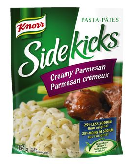 Knorr® Pasta Side Dishes – Creamy Parmesan