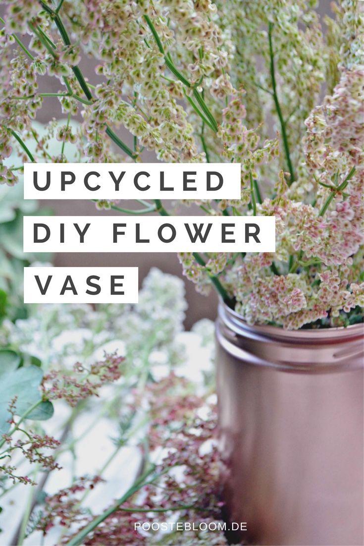 Die besten 25 alte vasen ideen auf pinterest deko vasen glasfarbe und diy bemalte vasen - Kupferspray deko ...