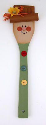 Scarecrow Spoon