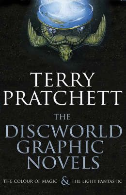 The Discworld Graphic Novels: The Colour of Magic and the Light Fantastic (Hardback)