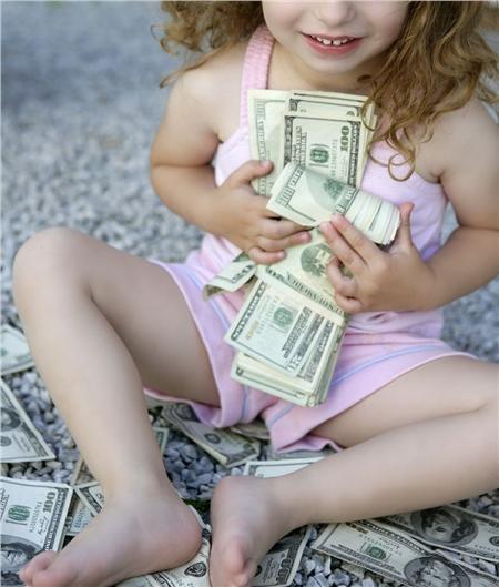 Γιατί τα παιδιά είναι άπληστα;