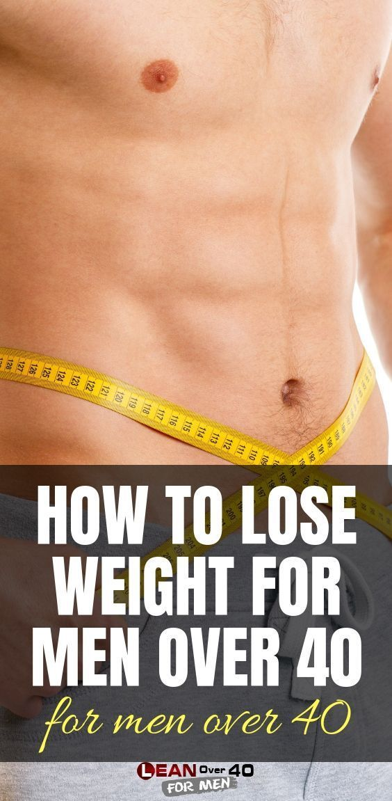 How to Lose Weight for Men Over 40 | January | Weight loss