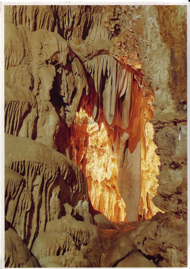 Timpanogos Cave National Monument near American Fork, Utah, US