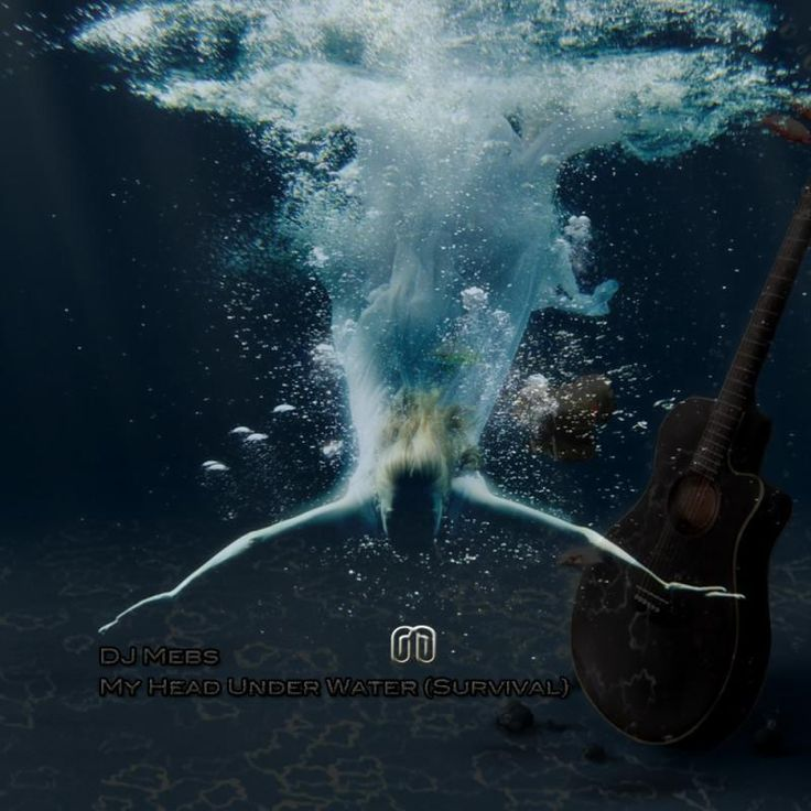 """Check out my new single """"My Head Under Water (Survival)"""" distributed by DistroKid and live on Amazon!"""