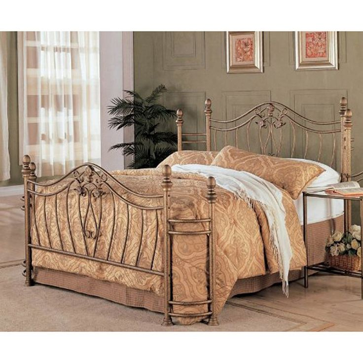 Best Queen Size Metal Bed With Headboard And Footboard In 400 x 300