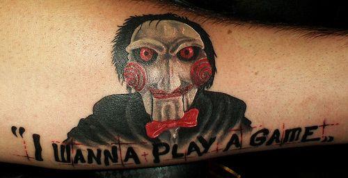 Tatuagens de Terror – Especial Dia das Bruxas