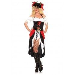 Disfraz de Bonita Pirata