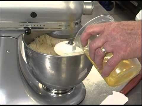 How to Make Gluten-Free Almond Milk Bread - Chef Christopher Ennew
