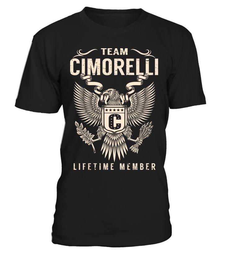 Team CIMORELLI - Lifetime Member
