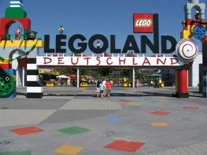 Legoland Deutschland (Germany) - a fantastic day out for both kids and adults.