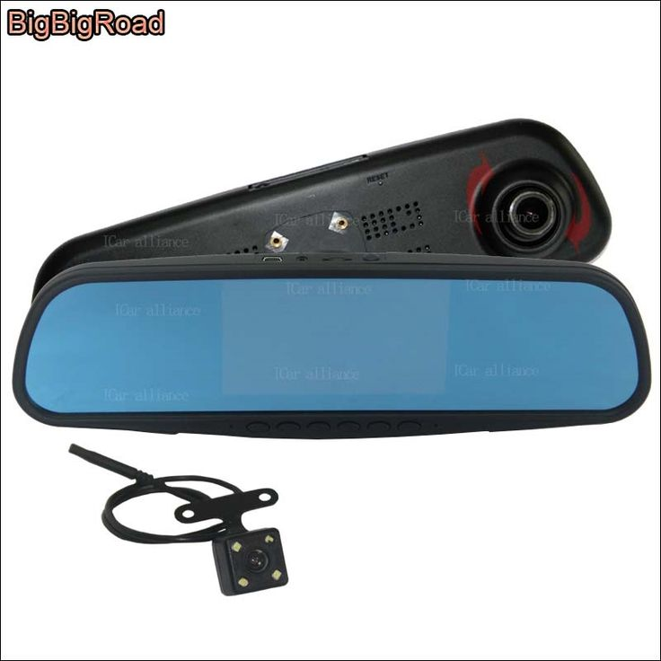 83.21$  Buy here - http://alil5m.shopchina.info/1/go.php?t=32776306554 - BigBigRoad For Honda Crosstour jade Car Mirror DVR dual lens camera Video Recorder Dash Cam with Original Bracket Fhd 1080P 83.21$ #magazineonline