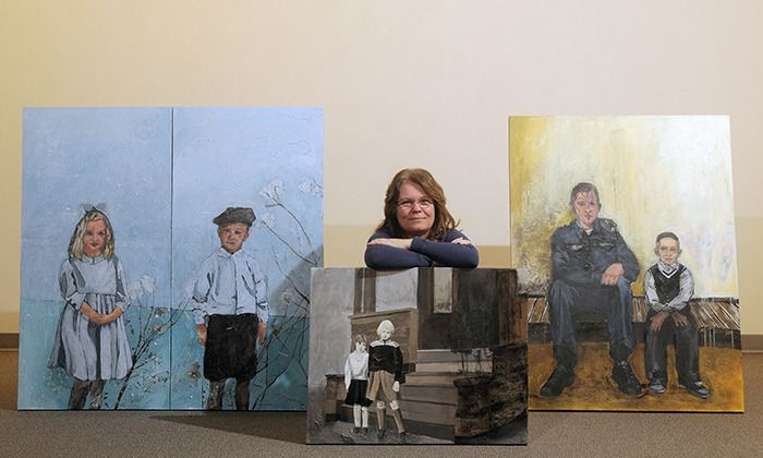 Art 'Lost and Found' - Maple Ridge News