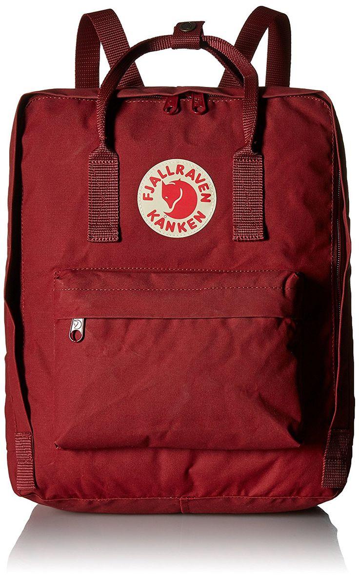 Fjällräven Kånken Backpack: Amazon.co.uk: Sports & Outdoors