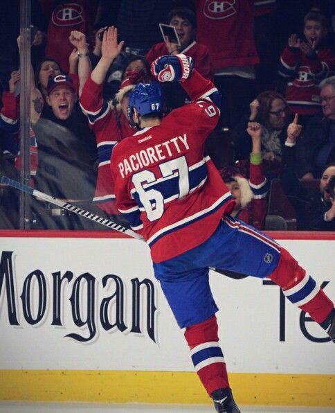 ❤  Montreal Canadiens ❤  Max Pacioretty!!