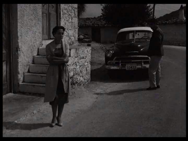 ''  ΤΟ  ΤΕΛΕΥΤΑΙΟ  ΨΕΜΜΑ  ''...ΕΛΛΗ  ΛΑΜΠΕΤΗ  - ΜΙΧΑΛΗΣ  ΝΙΚΟΛΙΝΑΚΟΣ....ΣΤΗΝ  ΑΡΑΧΩΒΑ  ΤΟΥ  1955....