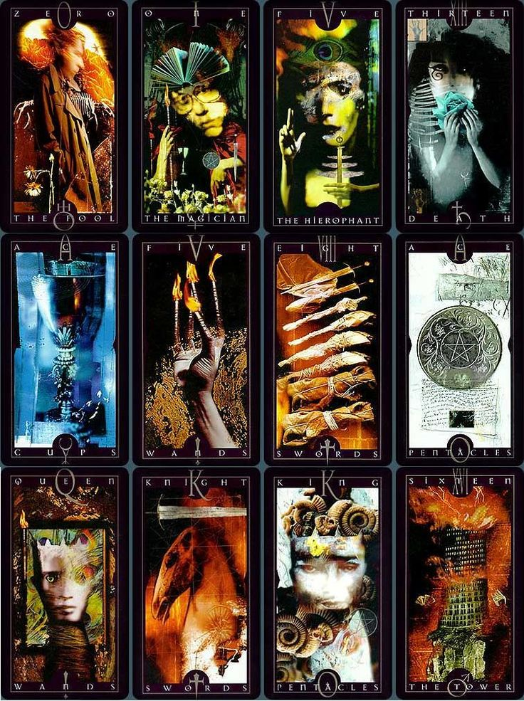 24 Best Tarot Images On Pinterest