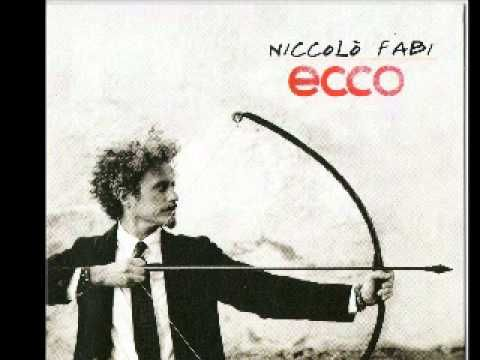 Niccolò Fabi - Sedici modi di dire verde.  Italian