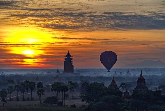 ニャウンウー, Nyaung U, Myanmar