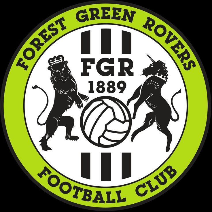Forest Green Rovers crest.