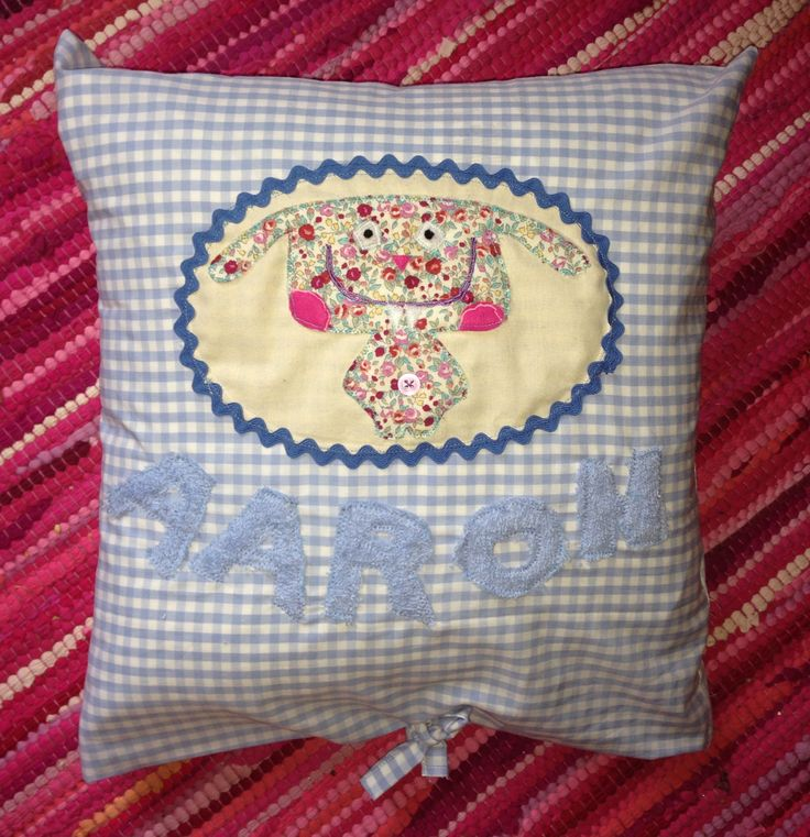 #cushion #applique #kissen #applikation #namenskissen #kind #baby