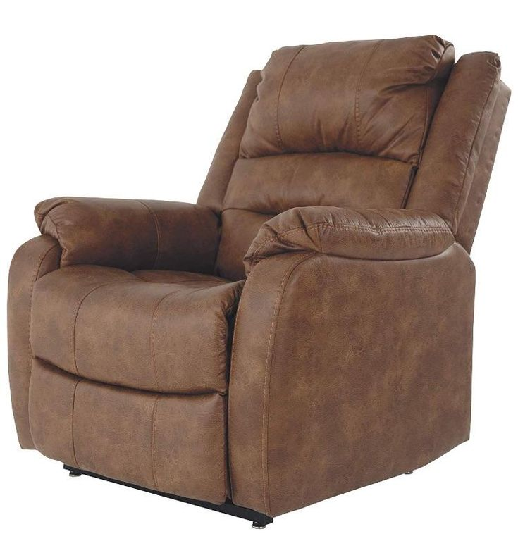 Christmas recliner 37d x 355w x 4275h saddle black