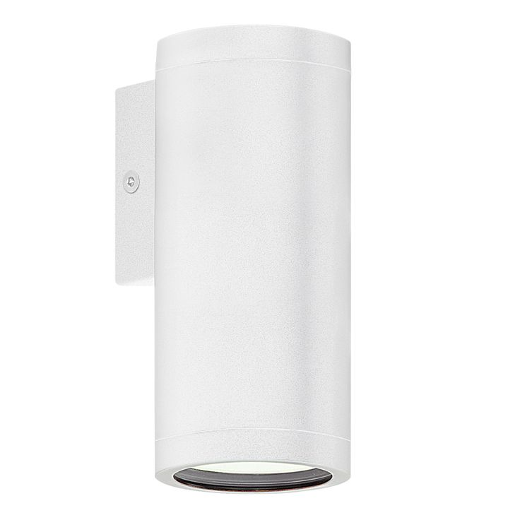 Riga 1 Light Outdoor Wall Bracket Eglo White $36