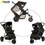 Hauck Freerider Tandem Pram   Second Seat black - Collection 2015